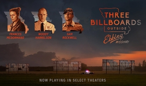 Three Billboards Outside Ebbing, Missouri - OmU